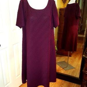 R&M Richards  women short sleeve dress plus size